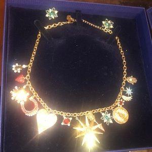 Swarovski Multi Colored Necklace